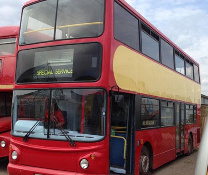 Bus Restoration